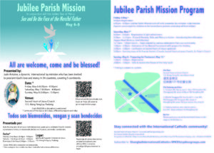 Jubilee Year Retreat Online